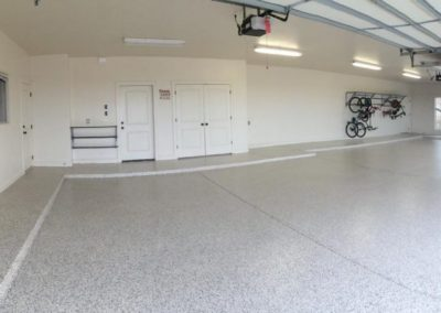 Inspired Spaces | Epoxy Floor Tulsa | Garage Completed