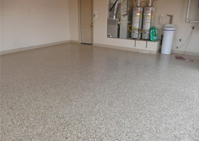 Epoxy Garage Flooring | Inspired Spaces | Tulsa
