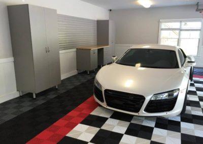 Garage Solutions | Garage Floor Tiles | Garage Flooring