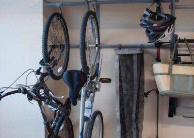 Garage Solutions | Garage Shelving | Hanging Bike Storage