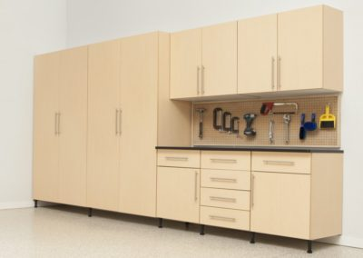 Garage Solutions | Garage Cabinets | Maple Cabinets